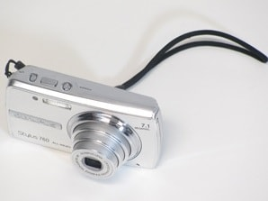 Olympus Stylus 760 Manual - camera side