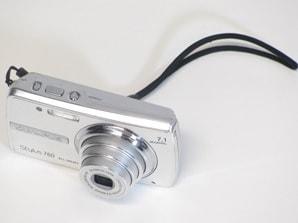 Olympus Stylus 760 Manual - camera side
