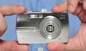 Olympus Stylus 810 Manual User Guide and Product Specification