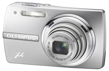 Olympus Stylus 820 Manual - camera front side