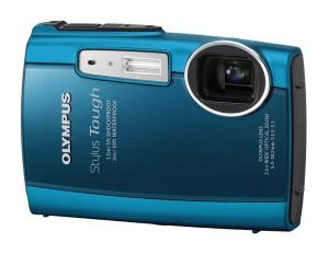 Olympus Stylus Tough 3000 Manual - camera front side