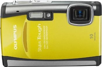 Olympus Stylus Tough 6000 Manual User Guide and Product Specification
