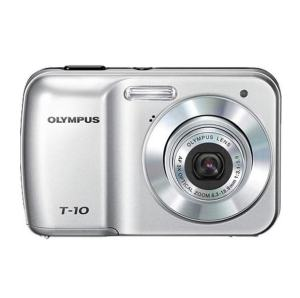 Olympus T-10 Manual - camera white variant