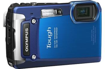 Olympus TG-620 iHS Manual User Guide and Product Specification