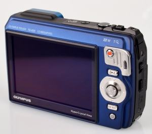 Olympus TG-820 Manual - camera back side