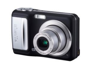 Fujifilm FinePix A850 Manual - camera front face