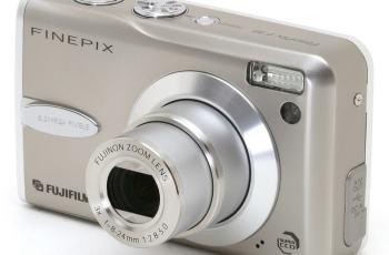 Fujifilm FinePix F30 Manual User Guide and Camera Specification