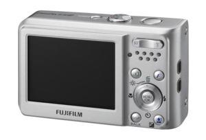 Fujifilm FinePix F31fd Manual - camera back side