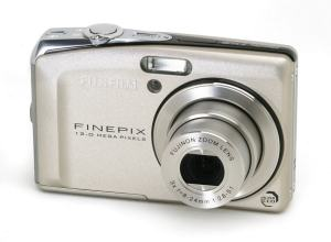 Fujifilm FinePix F50fd Manual User Guide and Detail Specification