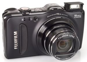 Fujifilm FinePix F600EXR Manual User Guide and Camera Specification