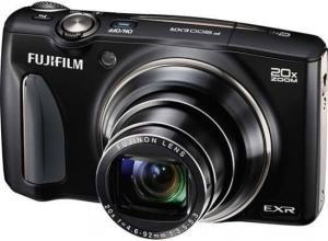 Fujifilm FinePix F900EXR Manual - front face