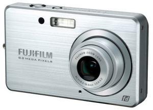 Fujifilm FinePix J15FD Manual -camera front face