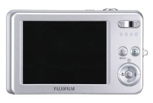 Fujifilm FinePix J20 Manual - camera back side