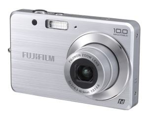 Fujifilm FinePix J20 Manual for Fuji's Highly-Stylish Compact Camera