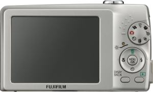 Fujifilm FinePix J50 Manual - camera backside