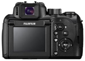Fujifilm FinePix S100FS Manual - camera back side