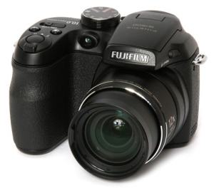 Fujifilm FinePix S1500 Manual - camera front side