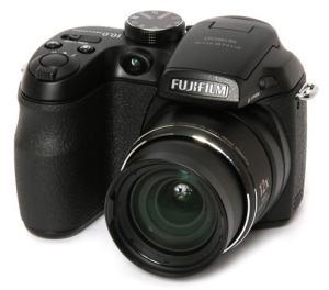 Fujifilm FinePix S1500 Manual - camera front side