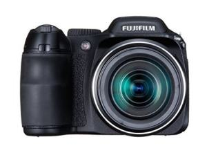 Fujifilm FinePix S2000HD Manual - camera front face