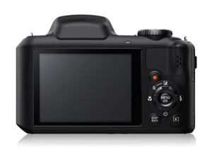 Fujifilm FinePix S8600 Manual - camera back side