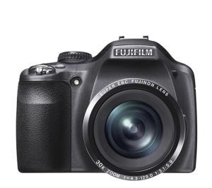 Fujifilm SL240 Manual - camera front face