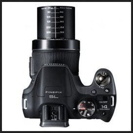 Fujifilm SL280 Manual - camera side