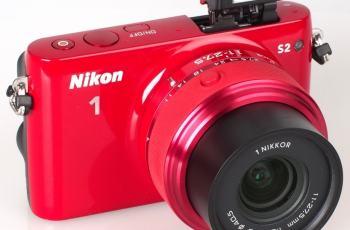Nikon 1 S2 Manual for Nikon Compact Mirrorless Camera
