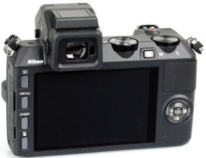 Nikon 1 V2 Manual - camera back side