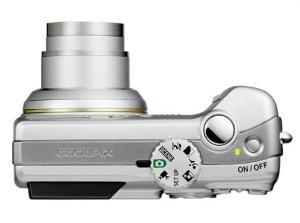 Nikon CoolPix 4200 Manual - camera side