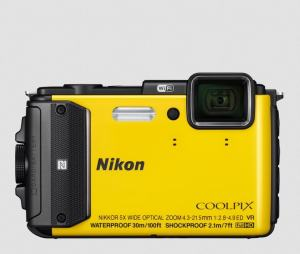 Nikon CoolPix AW130 Manual for Nikon High-Durability Compact Camera