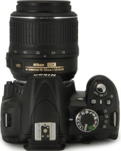 Nikon D3100 Manual - camera side