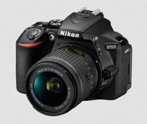 Nikon D5600 Manual User Guide and Product Specification