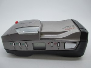 Olympus D-340R Manual camera side