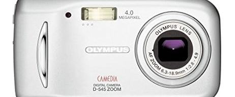 Olympus D-545 Zoom Manual User Guide and Product Specification