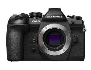 Olympus OM-D EM-1 Manual - camera front face