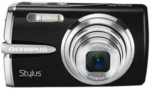 Olympus Stylus 1020 Manual User Guide and Camera Specification