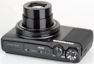 Olympus XZ-10 Manual - camera side