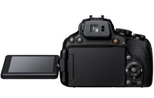 FujiFilm FinePix HS35EXR Manual - camera back side