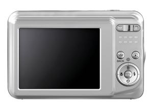 Fujifilm FinePix AV100 Manual - camera rear side