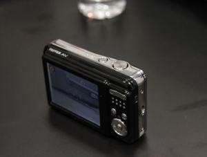 Fujifilm FinePix AV100 Manual - camera side