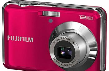 Fujifilm FinePix AV100 Manual for a High Quality Compact Camera with Affordable Price