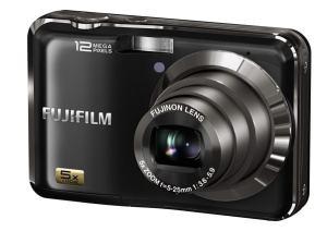 Fujifilm FinePix AX200 Manual - camera front side