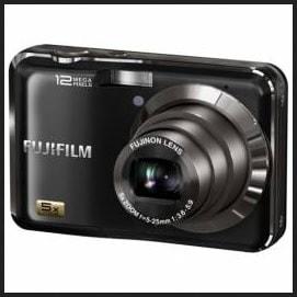 Fujifilm FinePix AX205 Manual User Guide and Camera Specification
