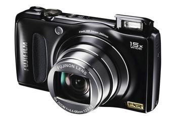 Fujifilm FinePix F300EXR Manual User Guide and Product Specification