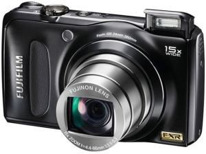 Fujifilm FinePix F305EXR Manual User Guide and Product Specification