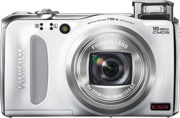 Fujifilm FinePix F500EXR Manual User Guide and Product Specification