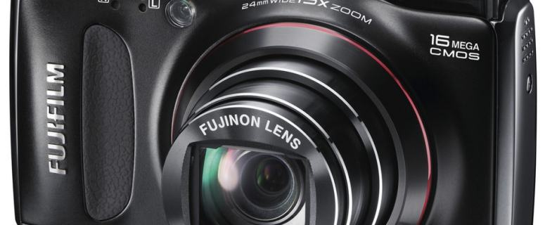 Fujifilm FinePix F550EXR Manual User Guide and Camera Specification