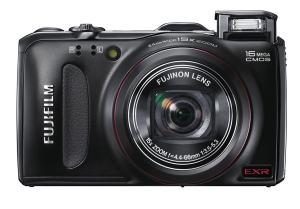 Fujifilm FinePix F550EXR Manual - camera front face