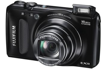 Fujifilm FinePix F660EXR Manual User Guide and Product Specification