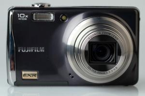 Fujifilm FinePix F70EXR Manual - CAMERA FRONT SIDE